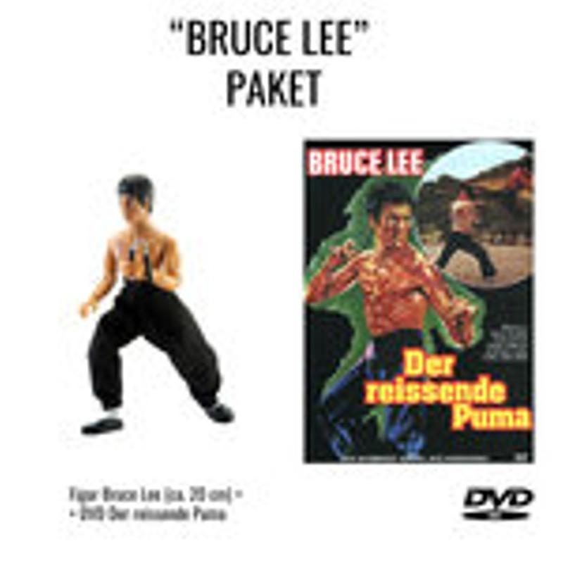 Bruce Lee - Der reißende Puma DVD + Bruce Lee Ac DVD Bild