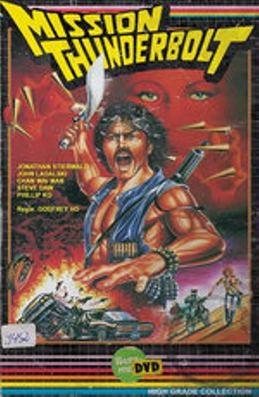 Mission Thunderbolt DVD Bild