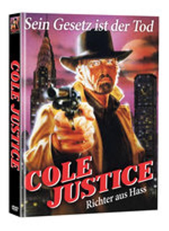 Cole Justice DVD Bild