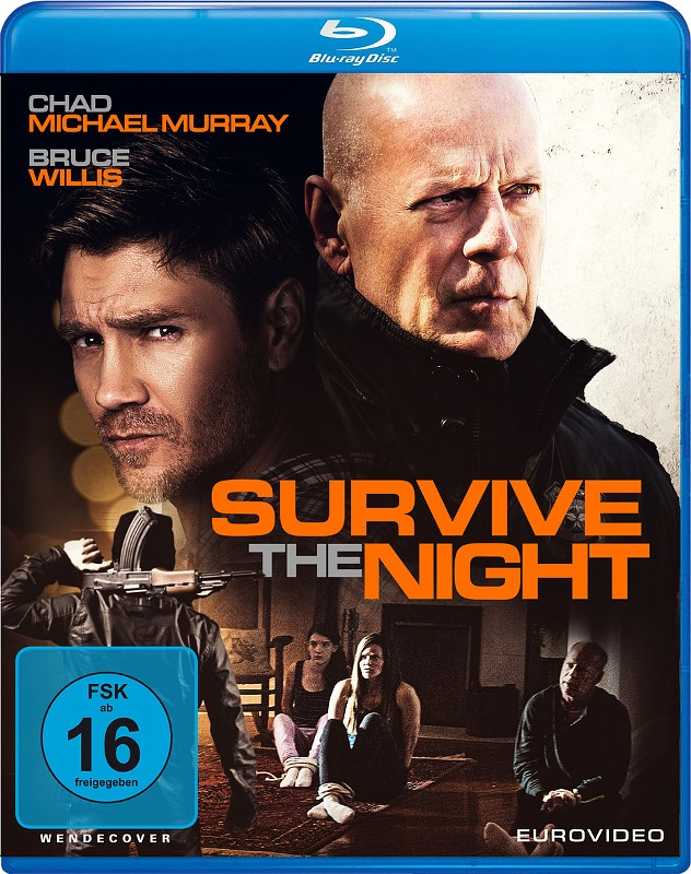 Survive the Night Blu-ray Bild