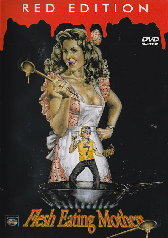 Flesh Eating Mothers - Red Edition + Bonusfilm DVD Bild