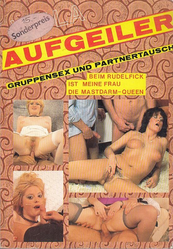 Aufgeiler Gruppensex und Partnertausch Magazin Bild