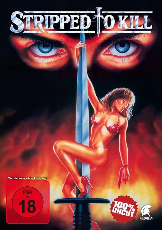 Stripped to Kill DVD Bild