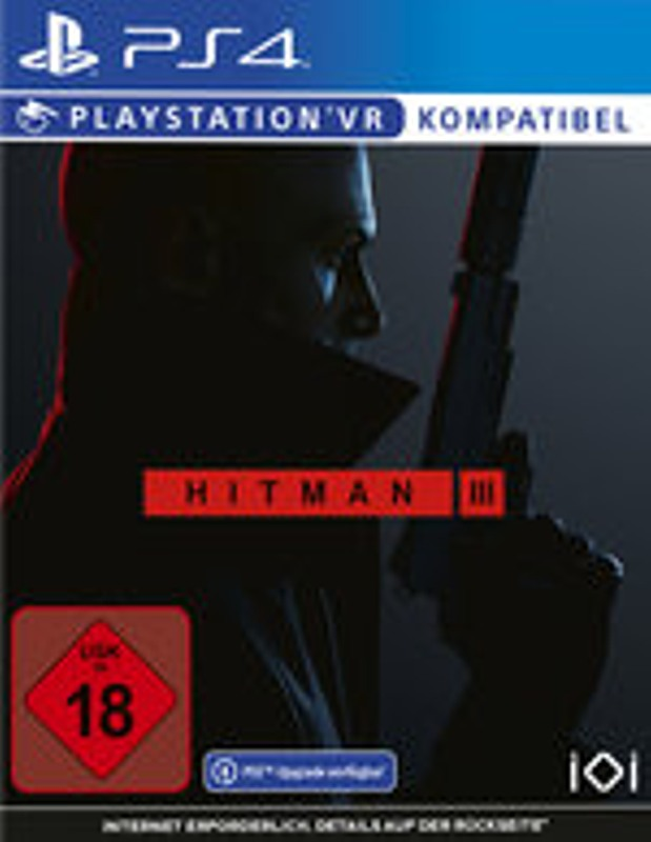 Hitman 3 Playstation 4 Bild