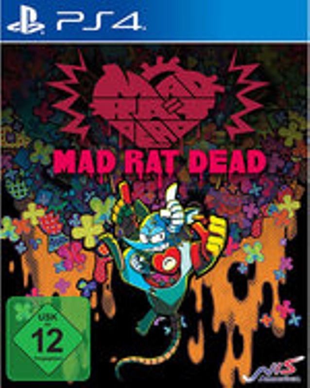 Mad Rat Dead Playstation 4 Bild
