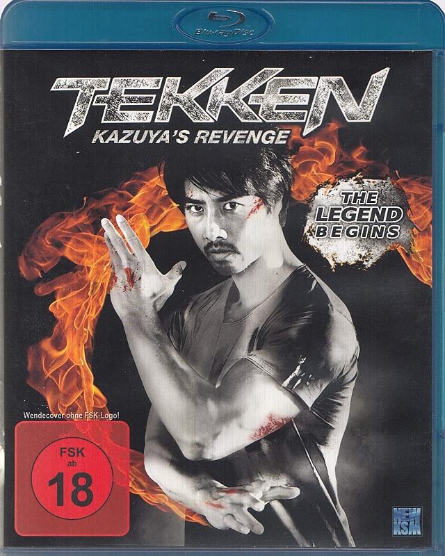 Tekken 2 - Kazuya's Revenge Blu-ray Bild