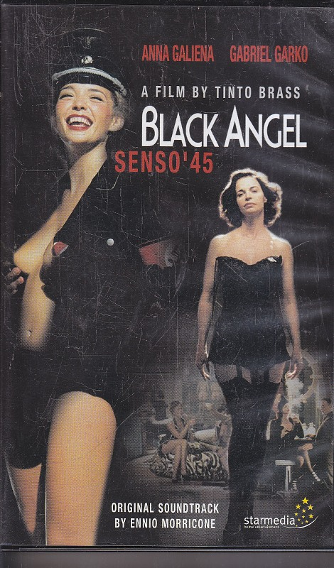 Tinto Brass Black Angel VHS-Video Bild
