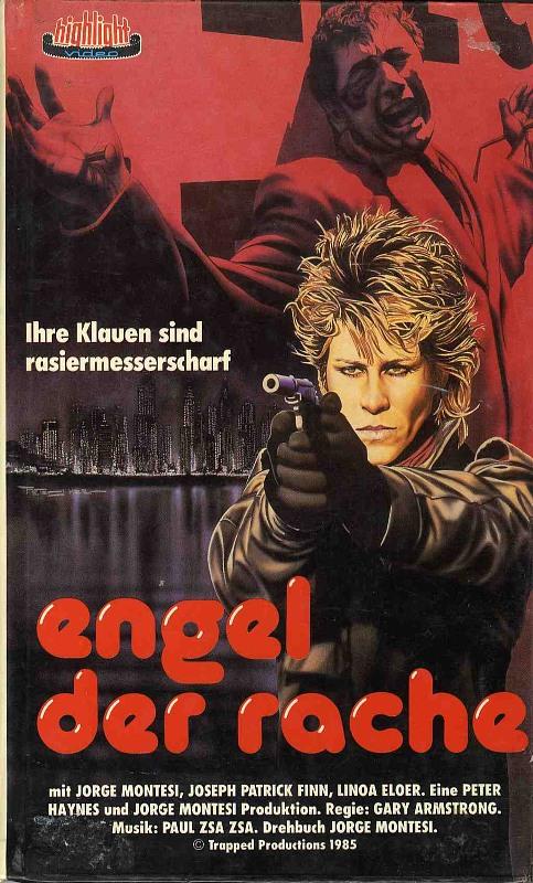 Engel der Rache VHS-Video Bild