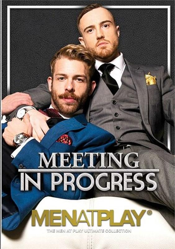Meeting In Progress Gay DVD Bild