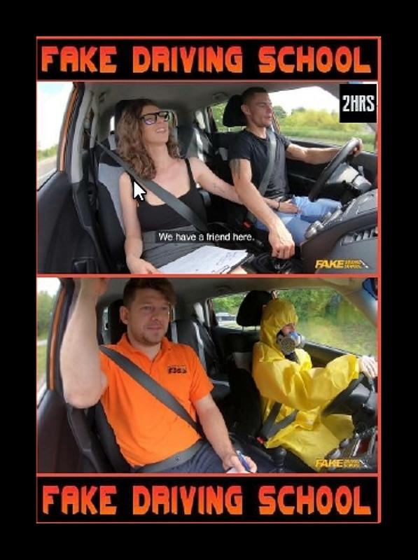 Fake Driving School #26 DVD Bild