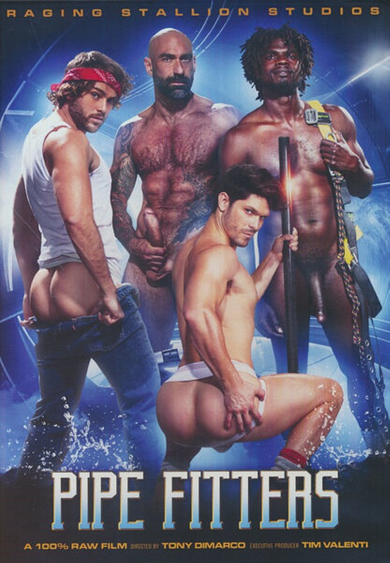 Pipe Fitters Gay DVD Bild