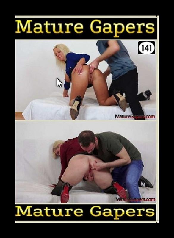 Mature Gapers #9 DVD Bild