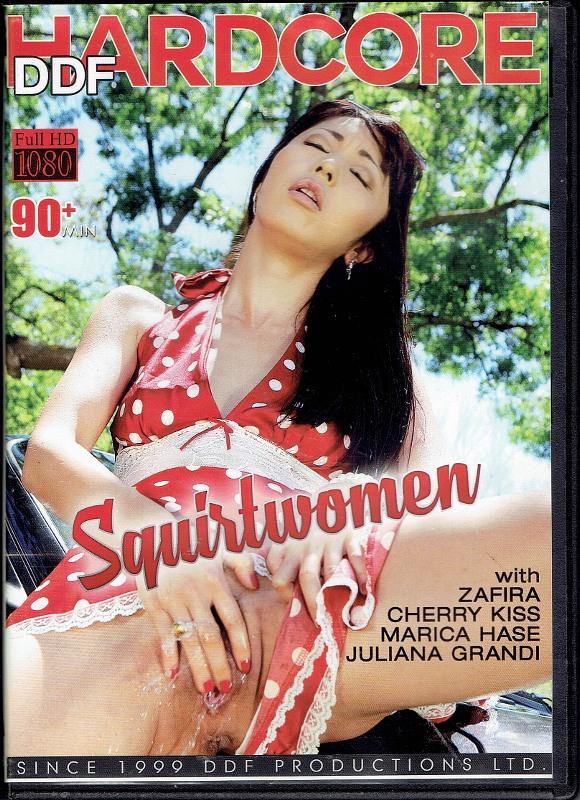 Squirtwomen DVD Bild