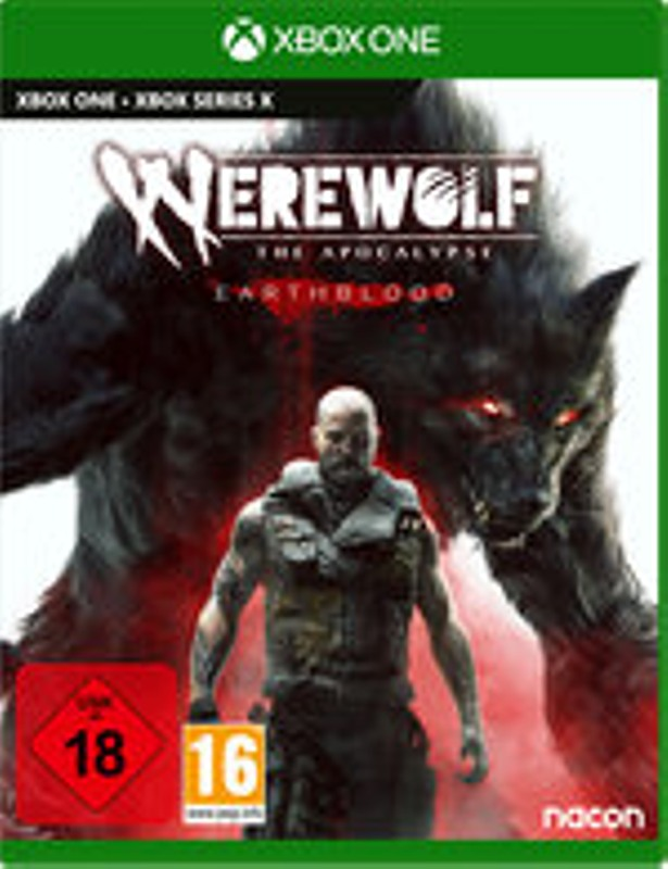 Werewolf: The Apocalypse - Earthblood XBox One Bild