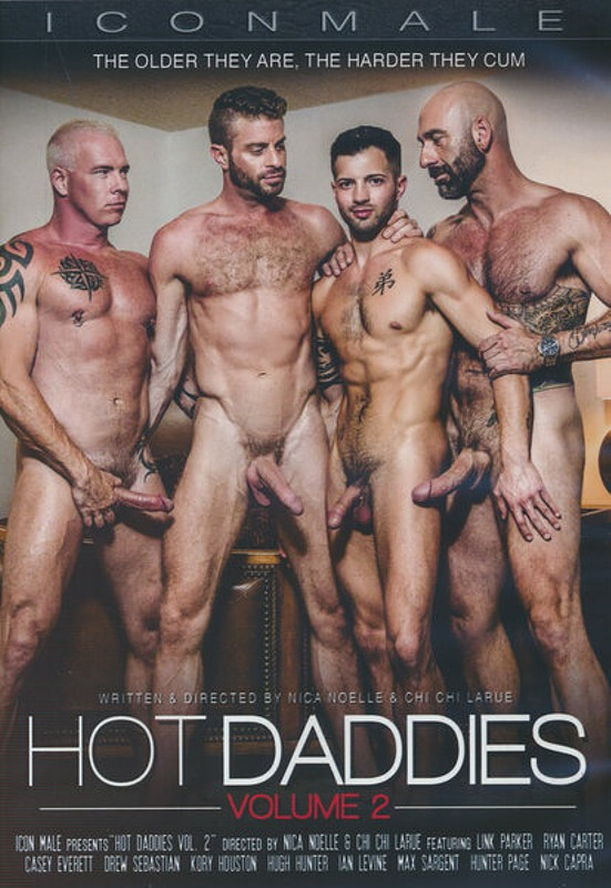 Hot Daddies  2 Gay DVD Bild