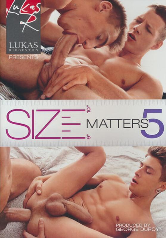Size Matters  5 Gay DVD Bild
