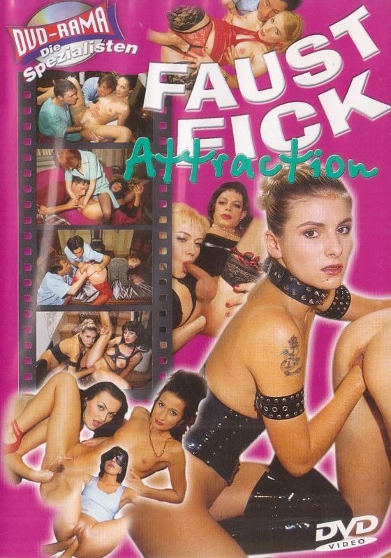 Faust Fick - Attraction DVD Bild