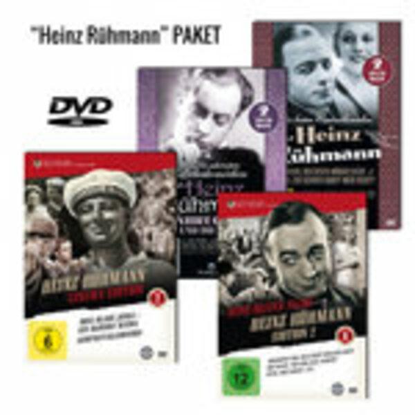 Heinz Rühmann - 10 Filme Collection DVD Bild