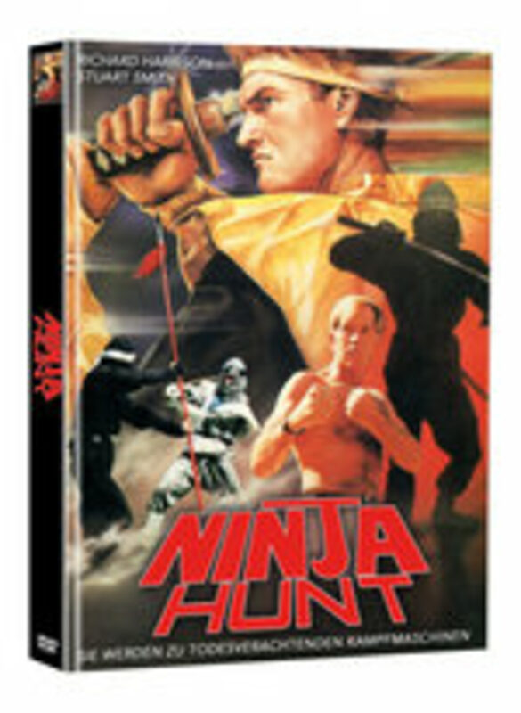 Ninja Hunt - 2-Disc Mediabook (Cover A) - limitiert auf 144 Stück DVD Bild