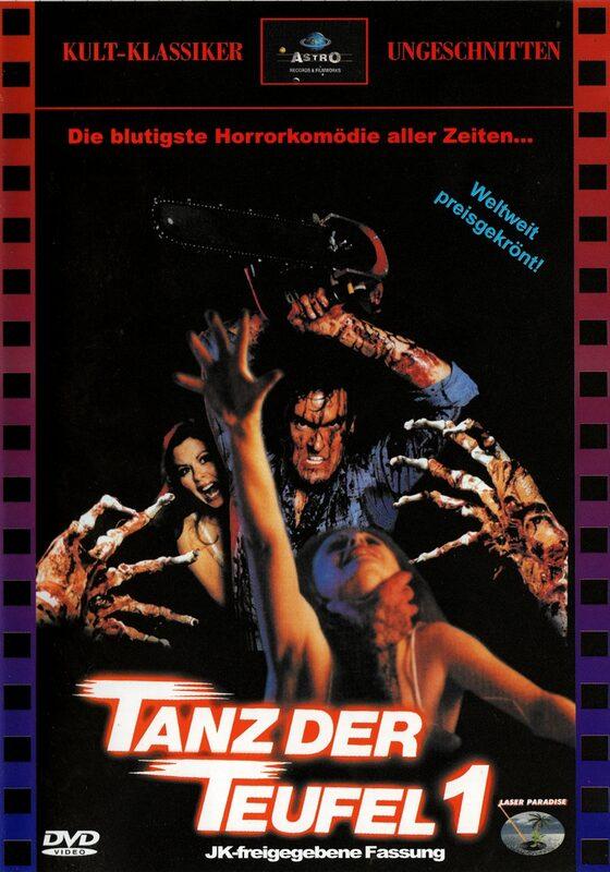 Tanz Der Teufel 1 DVD Bild