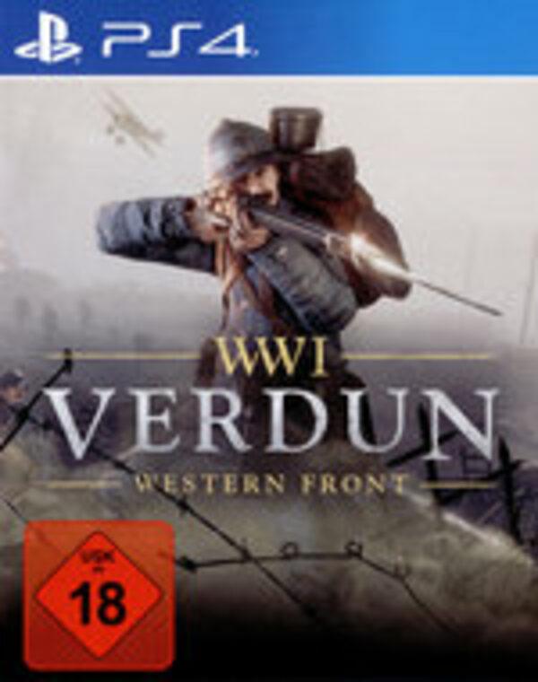 WWI Verdun - Western Front Playstation 4 Bild