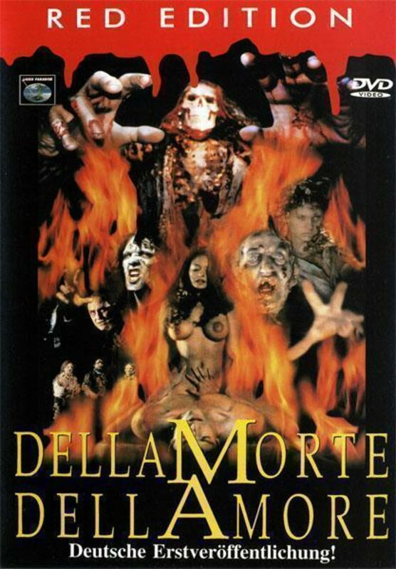 Dellamorte Dellamore - Red Edition DVD Bild