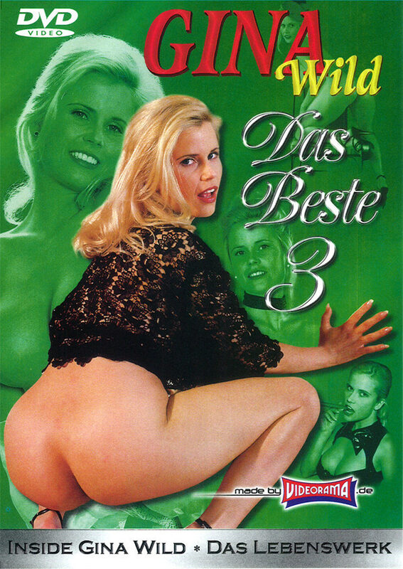 Gina Wild: Das Beste 3 DVD Bild