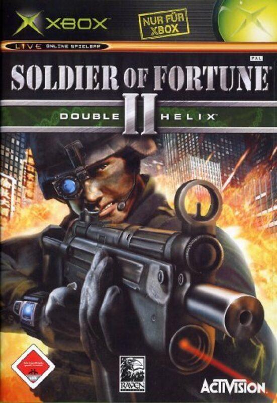 Soldier of Fortune 2 - Double Helix XBox Bild