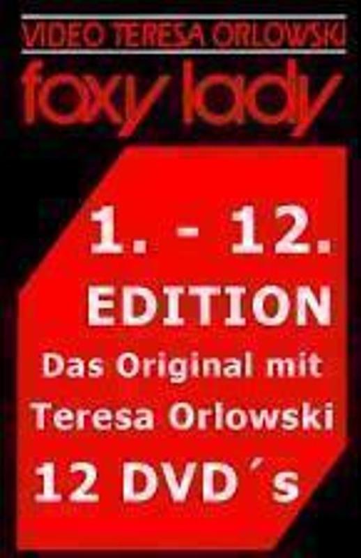 Foxy Lady 01-12 - Das Original mit Teresa Orlowski DVD Bild