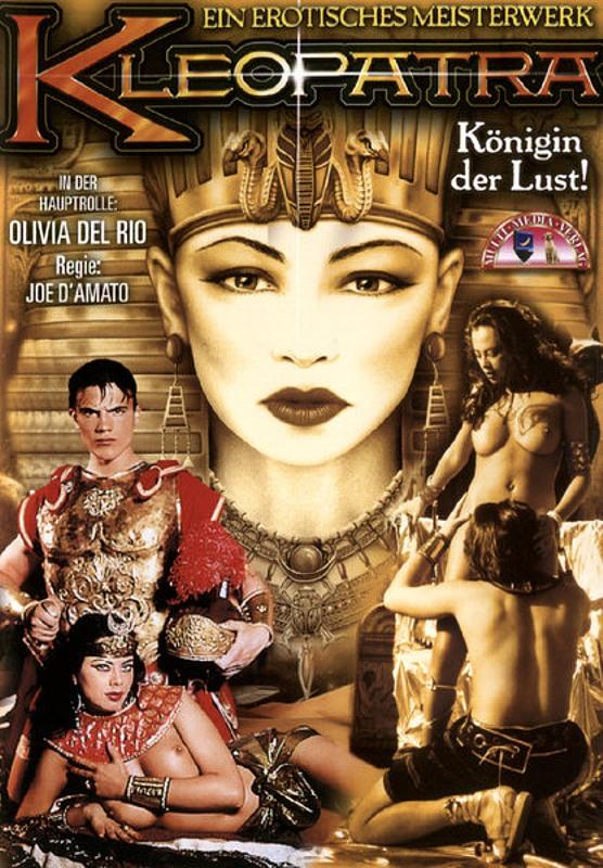 Kleopatra - Königin der Lust DVD Bild