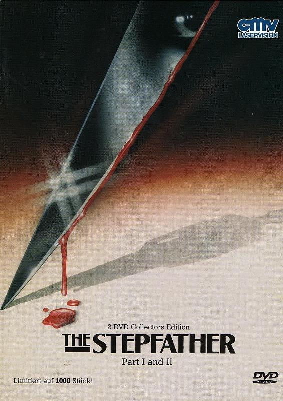 Stepfather 1 & 2 lim. Collectors Edition DVD Bild