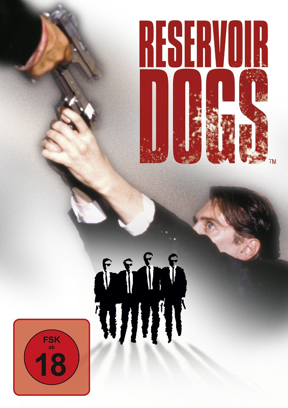 Reservoir Dogs DVD Bild