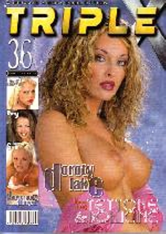 Triple X 36 Magazin Bild