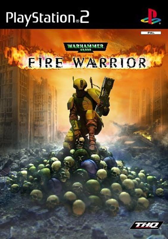Warhammer 40.000 - Fire Warrior PS2 Bild