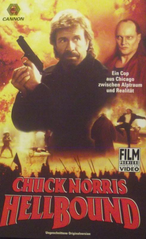 Hellbound VHS-Video Bild