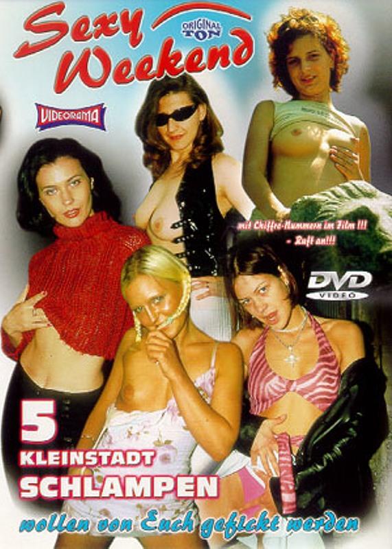 5 Kleinstadt Schlampen DVD Bild