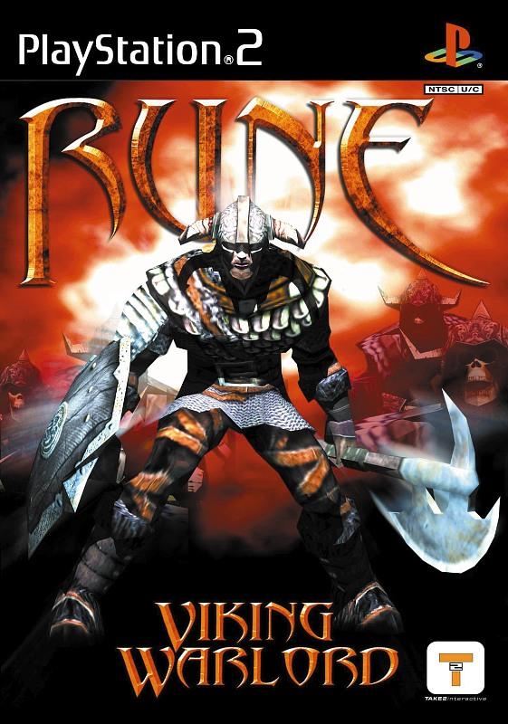 Rune - Viking Warlord PS2 Bild