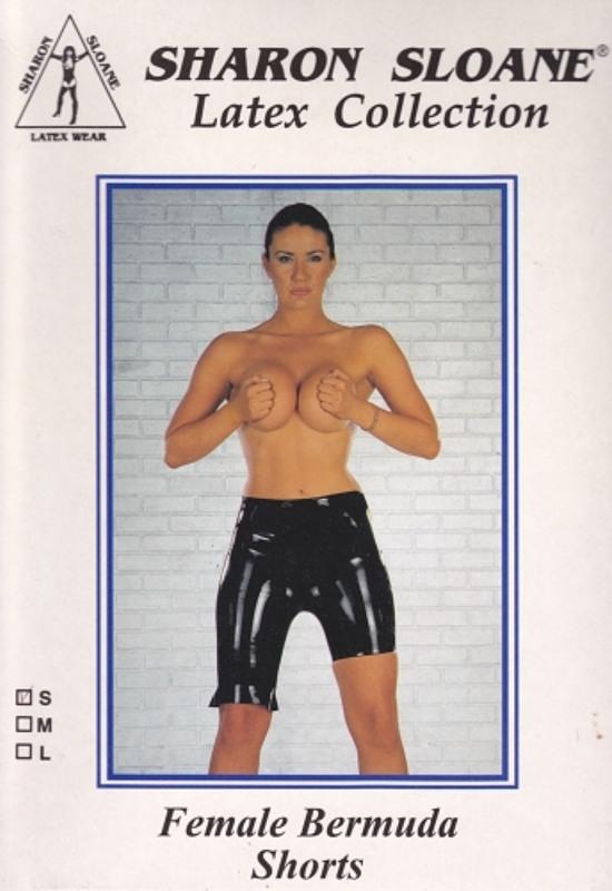 Bemuda Short Female schwarz  Bild