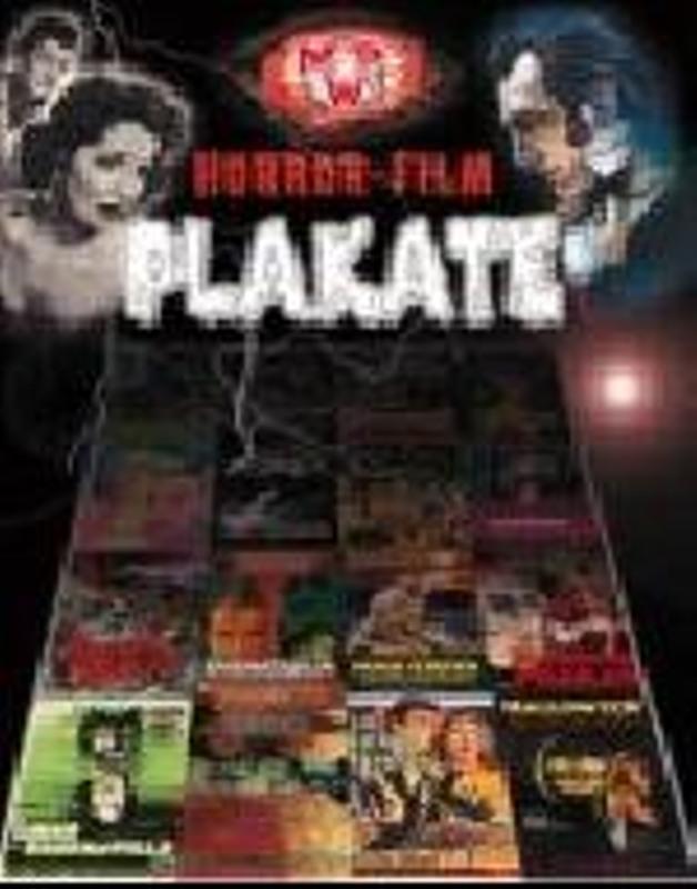 Horror-Film Plakate DVD-Magazin Bild