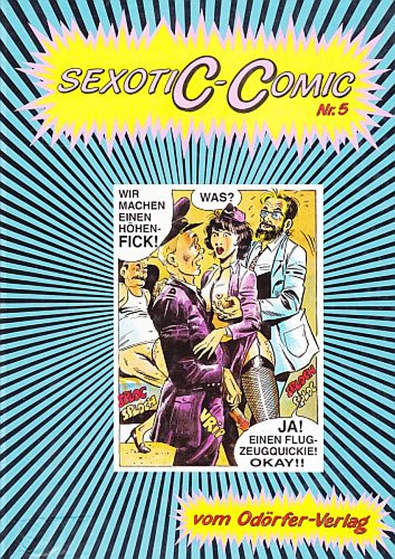 Sexotic - Comic 5 Comic Bild