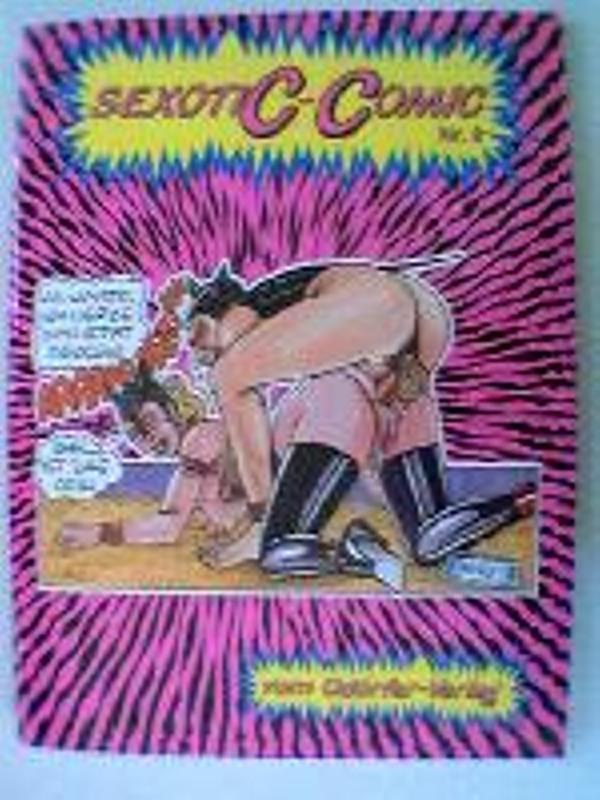 Sexotic Comic 8 Comic Bild