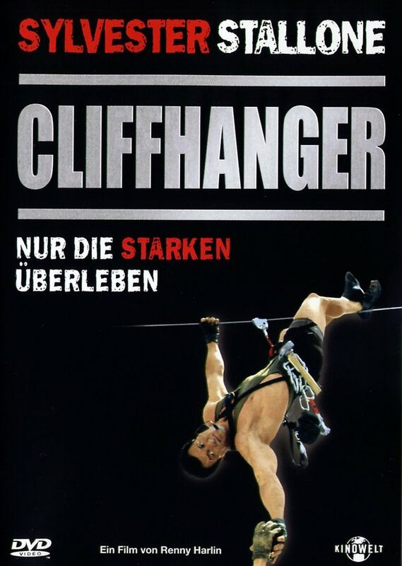 Cliffhanger - Hang On DVD Bild