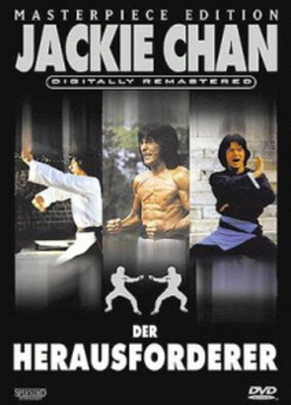Jackie Chan - Der Herausforderer DVD Bild